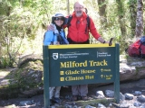 My Milford Track Encounter