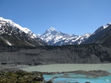 Mt. Cook in 24 Hours