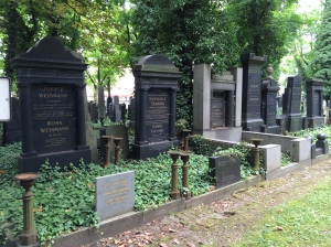 New Jewish Cemetery, Prague