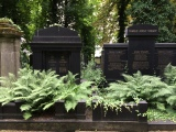 Franz Kafka and the New Jewish Cemetery