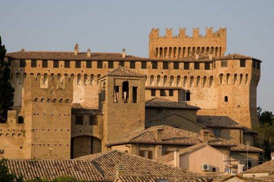 Gradara  -Castello