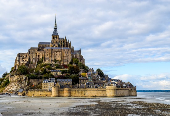 Mont St. Michel is just one of Normandy's many attractions