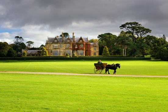 Muckross House and gardens National Park KillarneyIreland