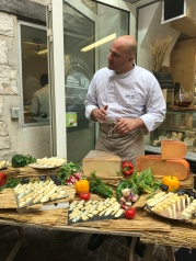 Thomas Metin, Maitre Fromager